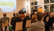 Infoabend Bürgerwindpark Ettenheim. Bild: Green City Energy/ Olaf Michel